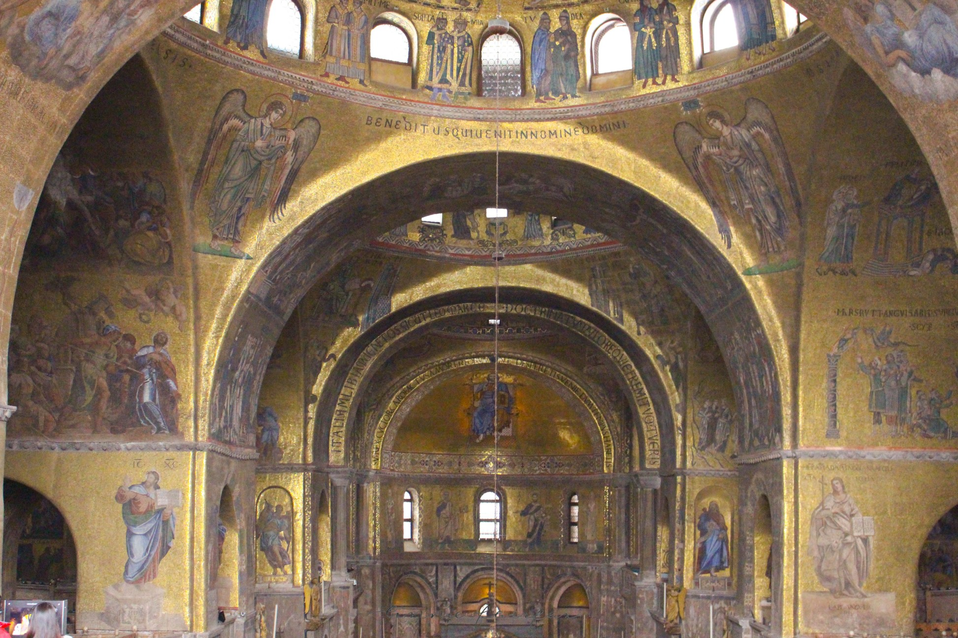 Visit Saint Mark's Basilica & Saint Mark's Square Best Things to See and Do in Venice, Italy by Annie Fairfax Luxury Travel