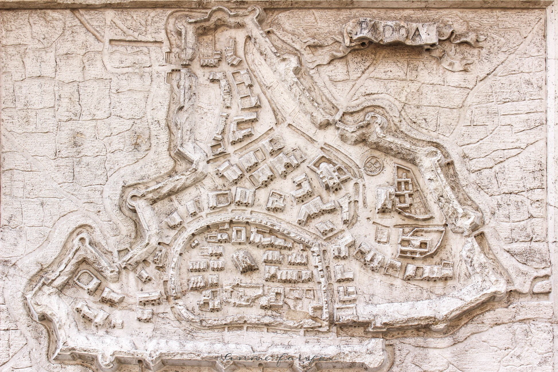 Map Carved in Stone in Venice Italy Canal Italian Food Venezia Gondola Gondoliers Boats Nautical Preppy Architecture Windows Travel Guide to Venice What to Do Eat Stay in Venice