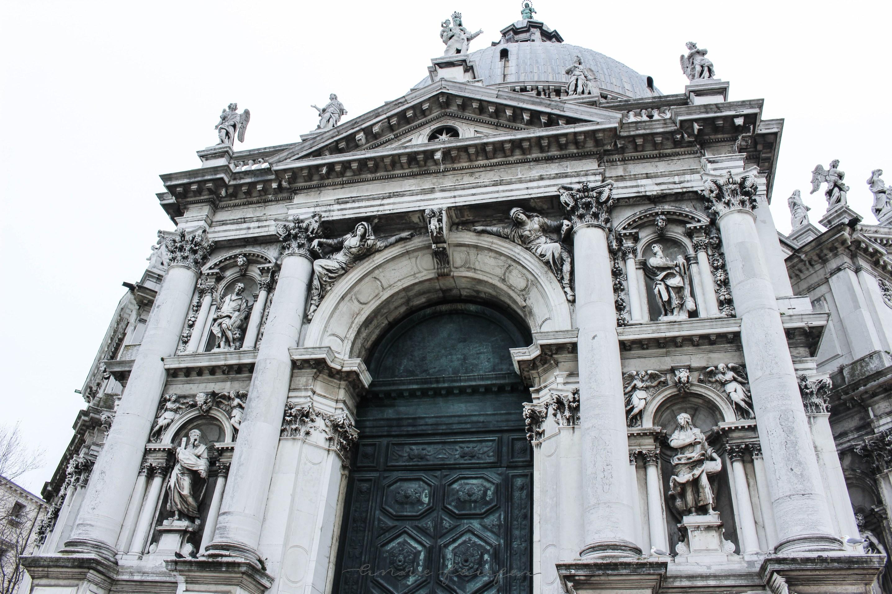 Basilica di Santa Maria della Salute Catholic Churches in Venice, Italy Venezia Italia Incredible Things To See and Do in Venezia by Annie Fairfax