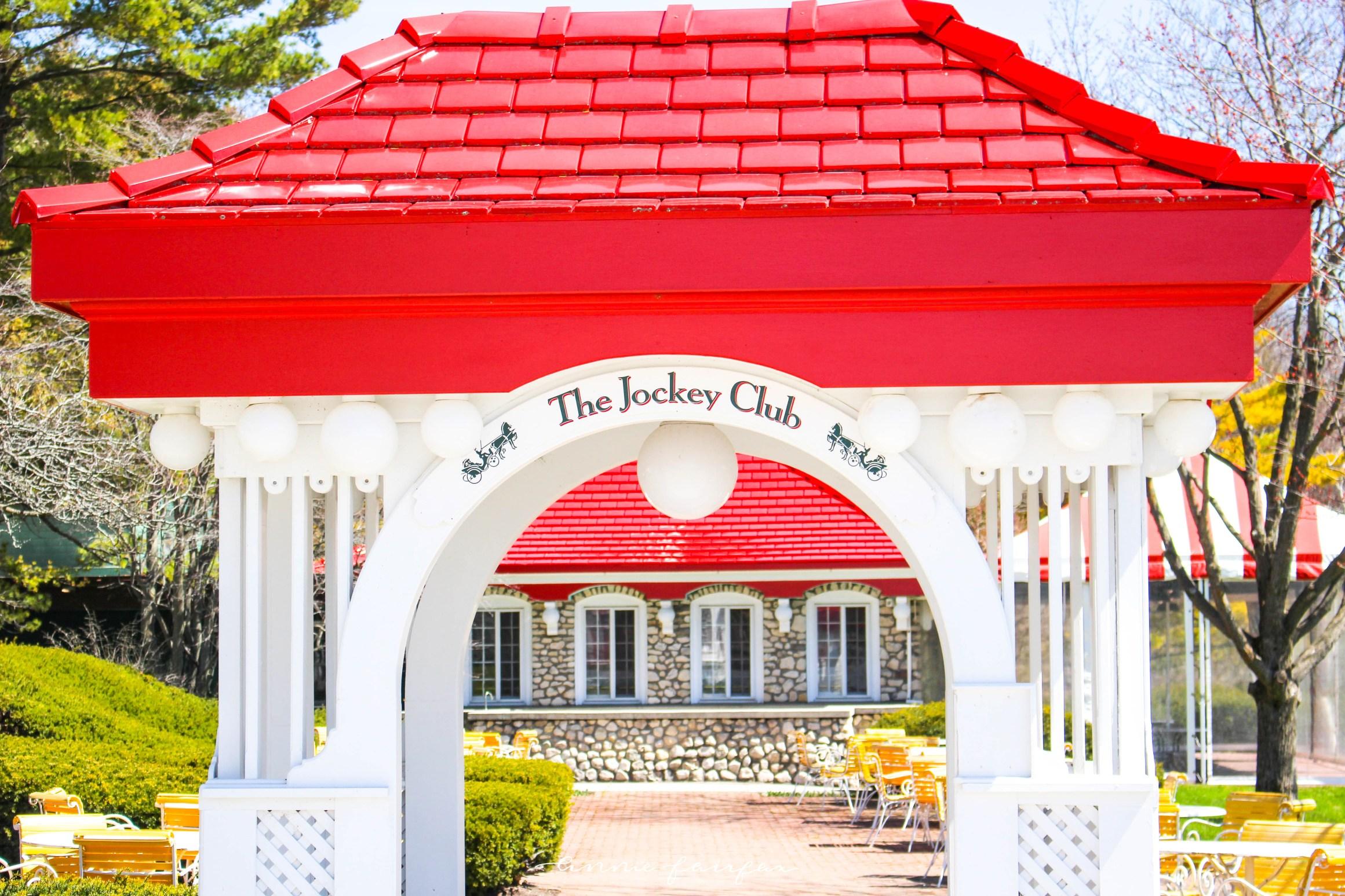 The Jockey Club Grand Hotel Mackinac Island