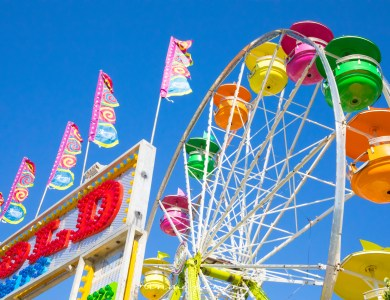 World's Most Colorful Carnival