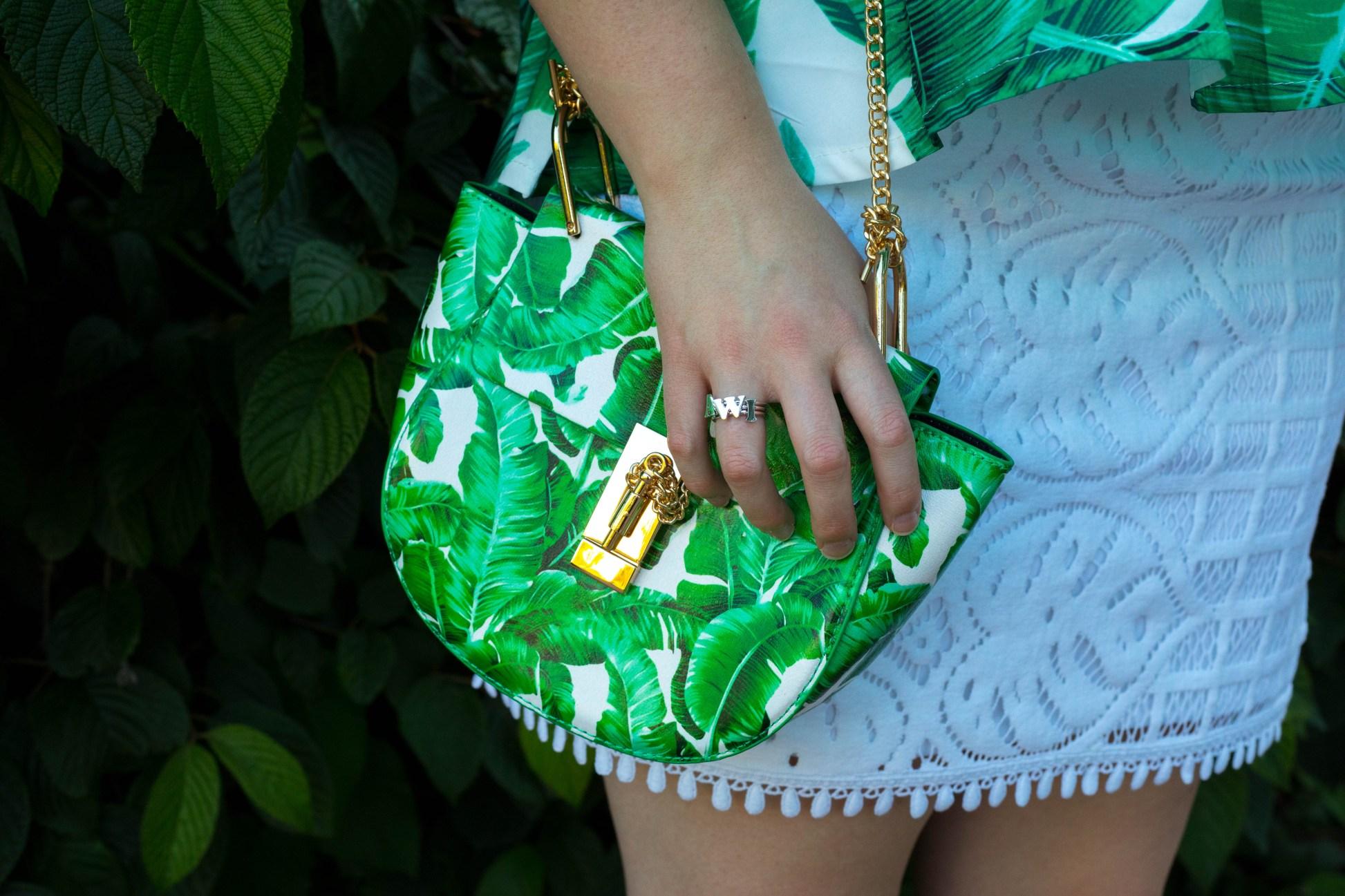Banana Leaf OTS Top affordable trendy fashion what to wear leaf banana
