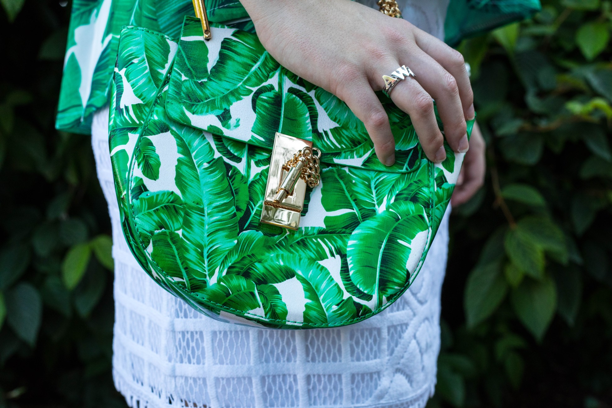 Banana Leaf OTS Top affordable trendy fashion what to wear leaf banana