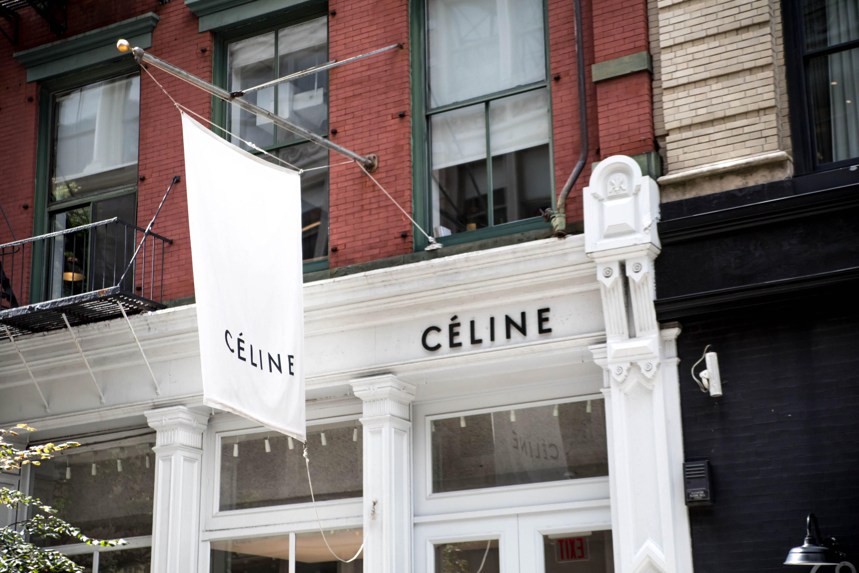 Celine Store New York city