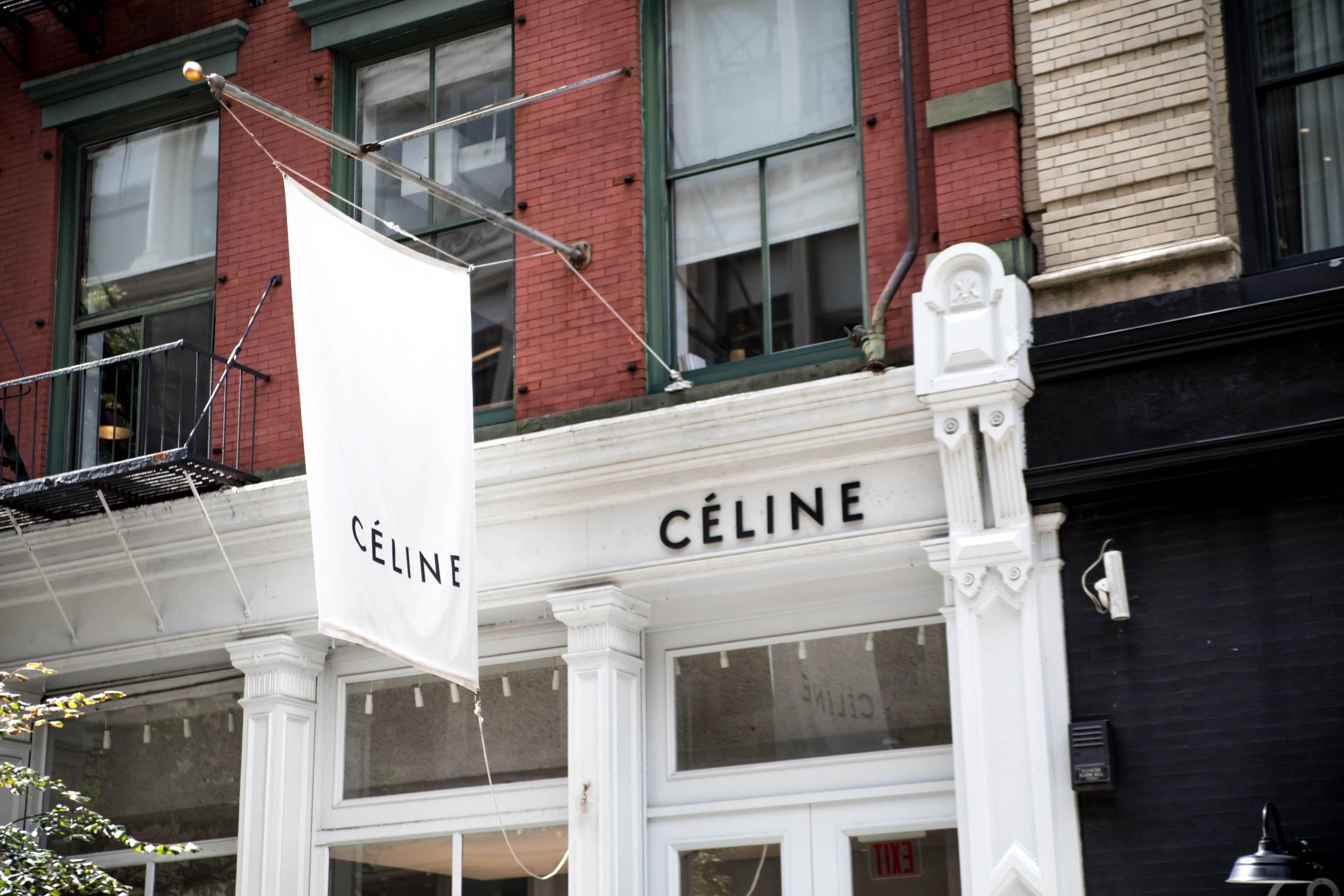 Celine Store New York city