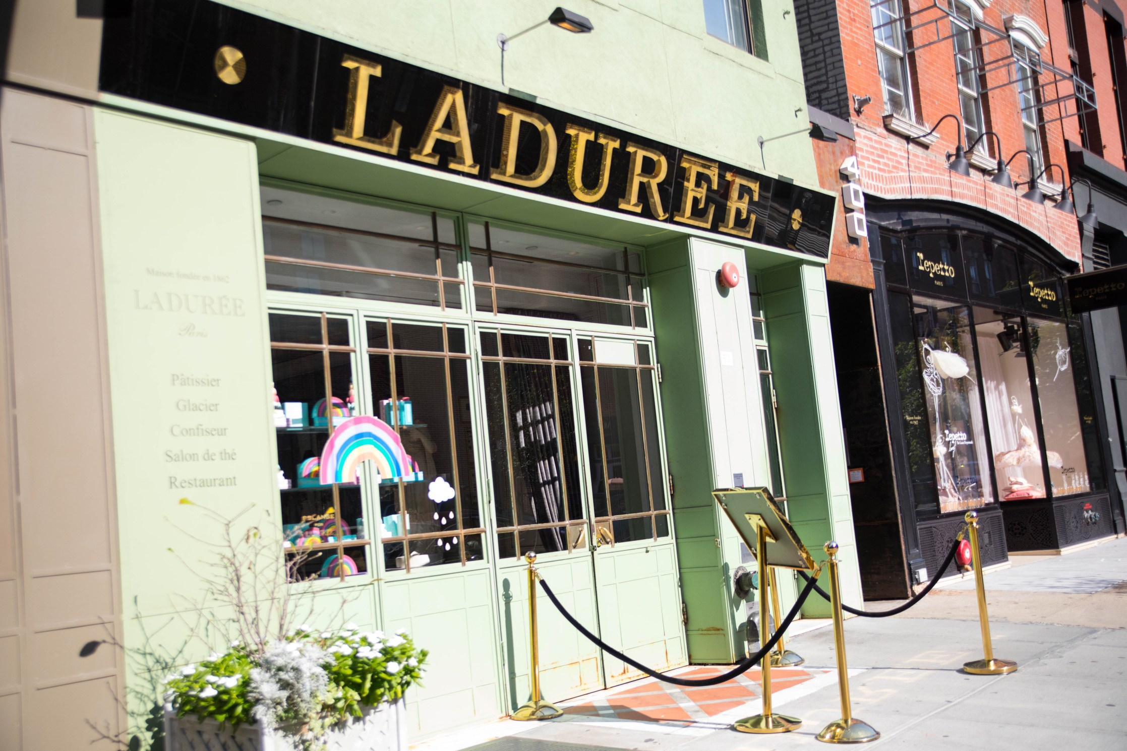 Ladurée in Soho New York