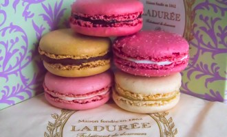 Luxury Restaurants of the World: Ladurée Paris
