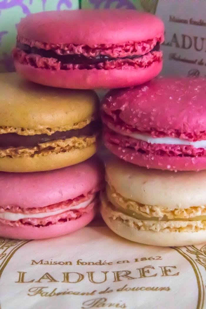 Luxury Restaurants of the World: Ladurée Paris