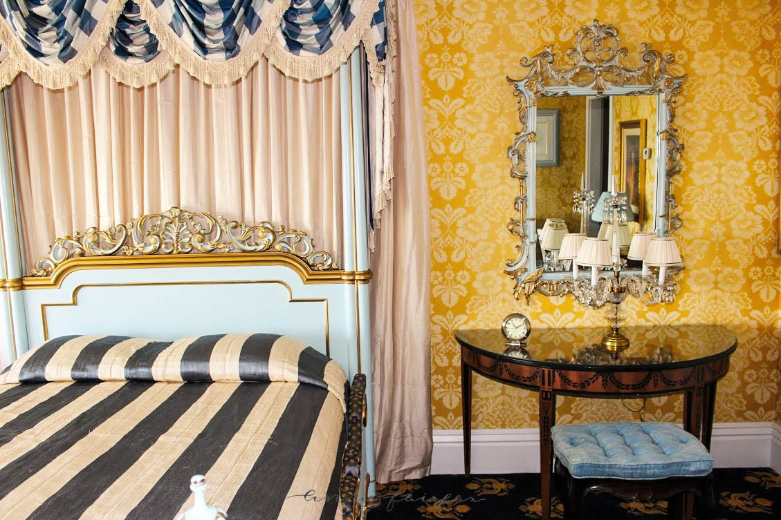 Jackie Kennedy Suite Grand Hotel Mackinac Island Michigan