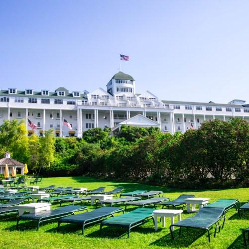 A Photographic Tour of Grand Hotel on Mackinac Island, MI