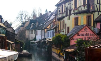 Colmar, France Travel Guide Alsace Wine Region