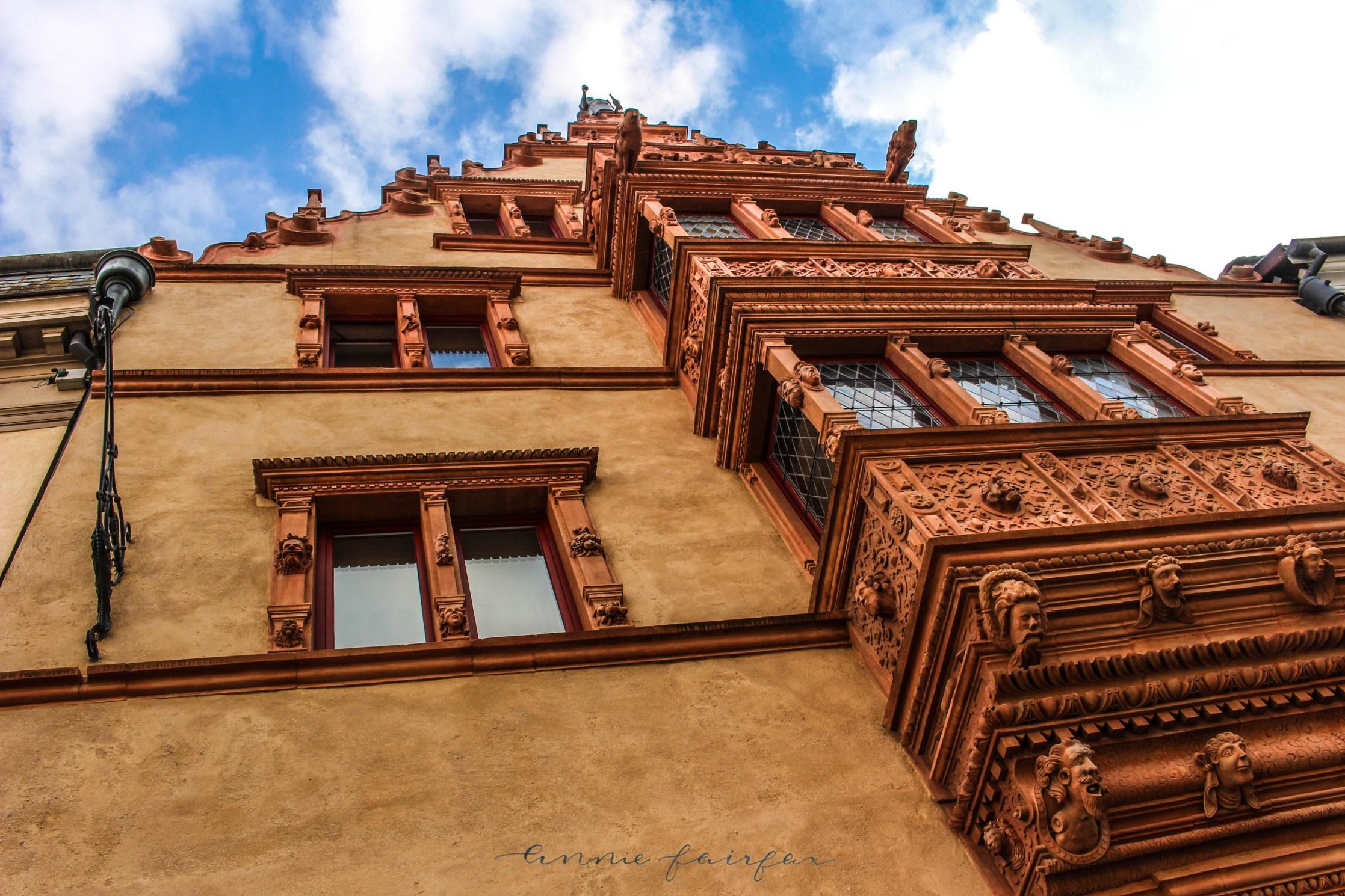 La Maison des Têtes Colmar, France Travel Guide