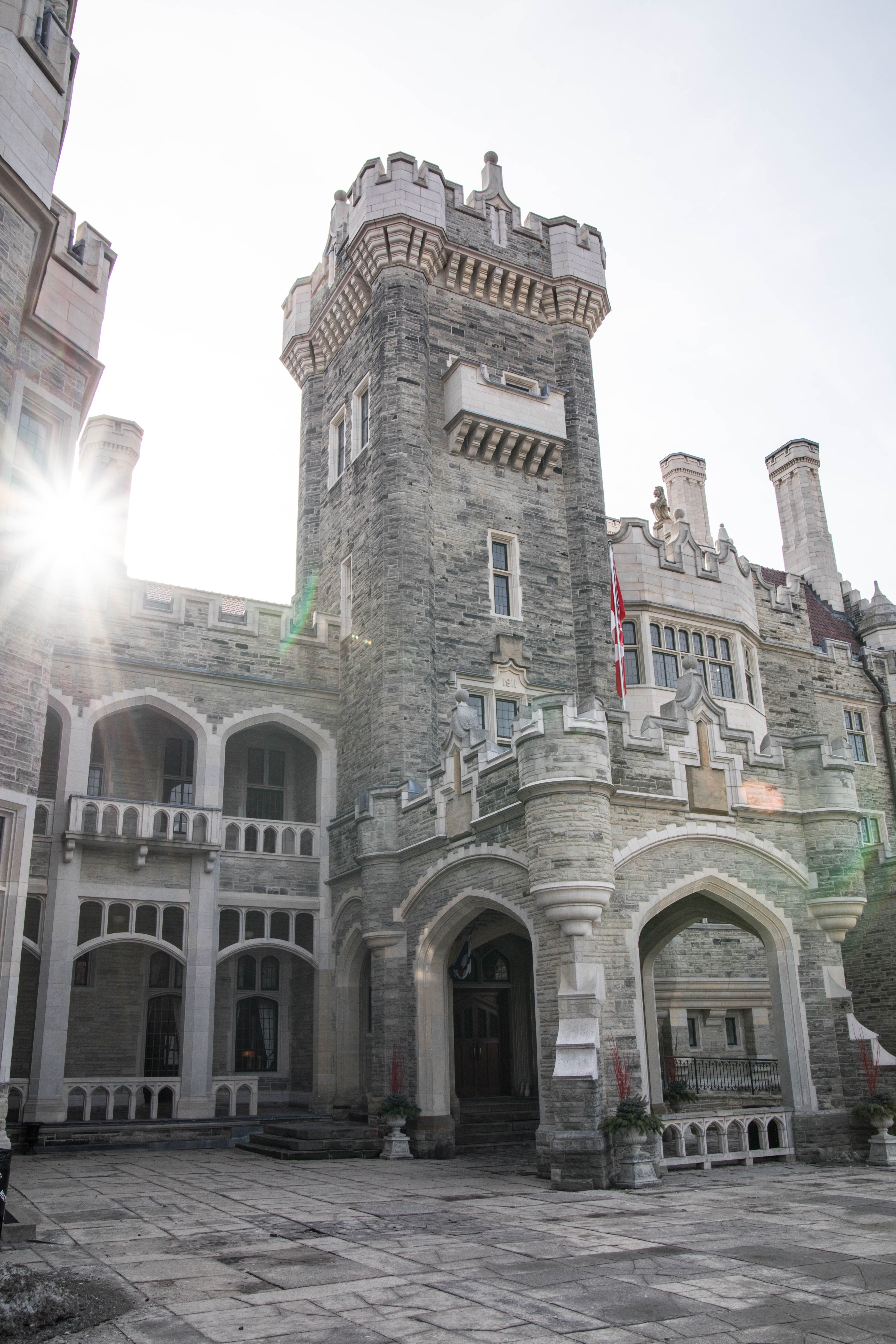 Casa Loma Toronto Photographic Tour Wedding Venue What Does Casa Loma Toronto Look Like Inside Canadian Castle North American Castles