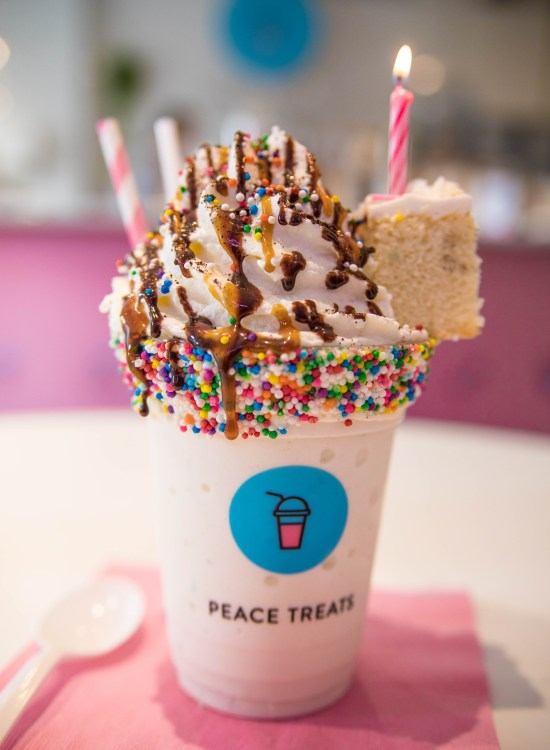 Peace Treats Epic Milk Shakes Toronto Travel Guide Itinerary