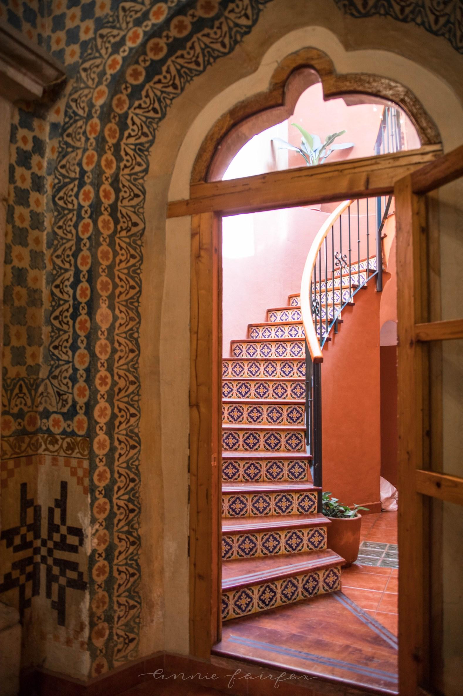 Hotel Casa de la Marquesa English Review Queretaro Mexico Luxury Hotels of the World