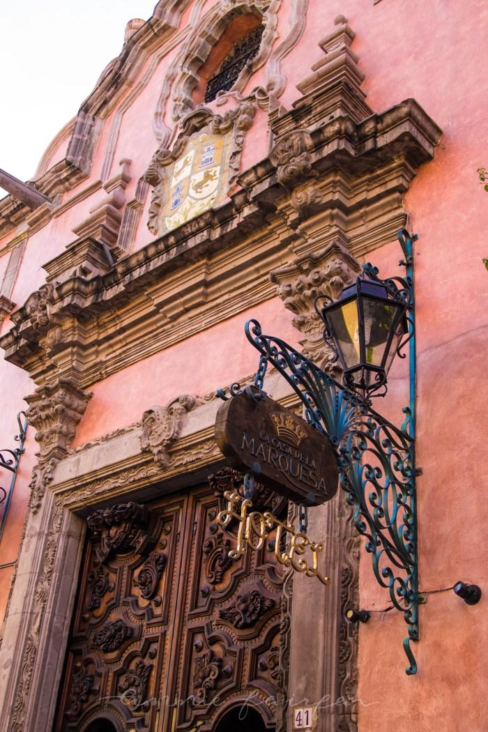 Luxury Hotels of the World: Casa de la Marquesa Hotel in Querétaro, Mexico