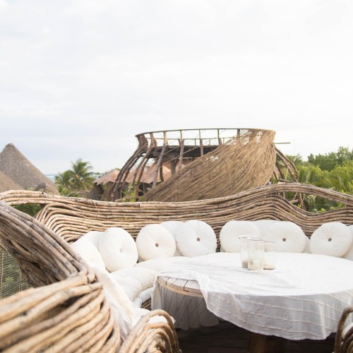 Luxury Restaurants of the World: Tree House Above the Jungle – Kin Toh Restaurant in Tulum