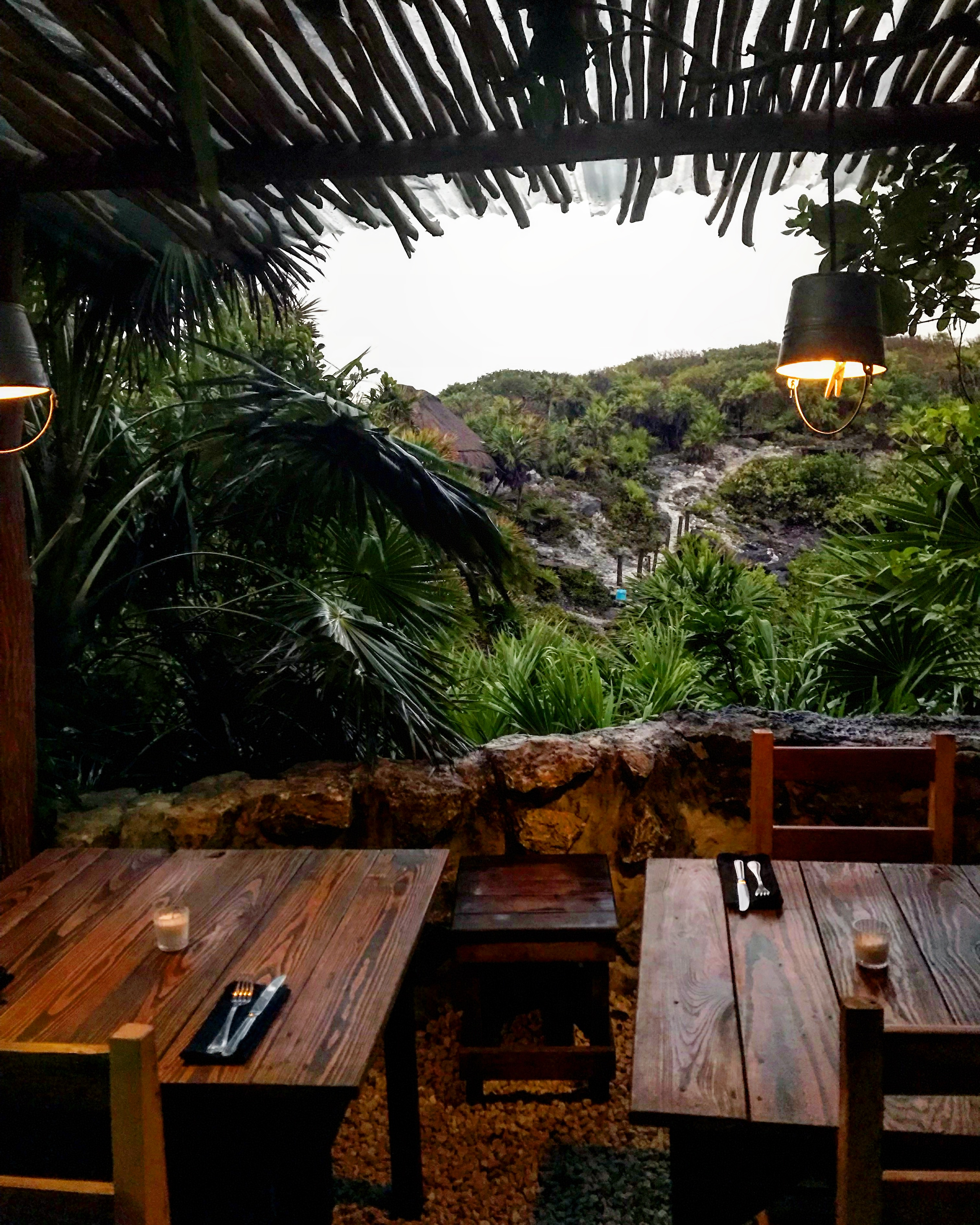 Luxury Restaurants of the World Kitchen Table Tulum Wood Fire Cooked Caribbean Food Sustainable Food in the Jungle