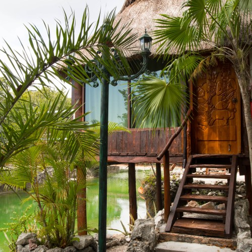 Luxury Hotels of the World: Zamna, Tulum's Eco-Chic, Jungle Bungalows
