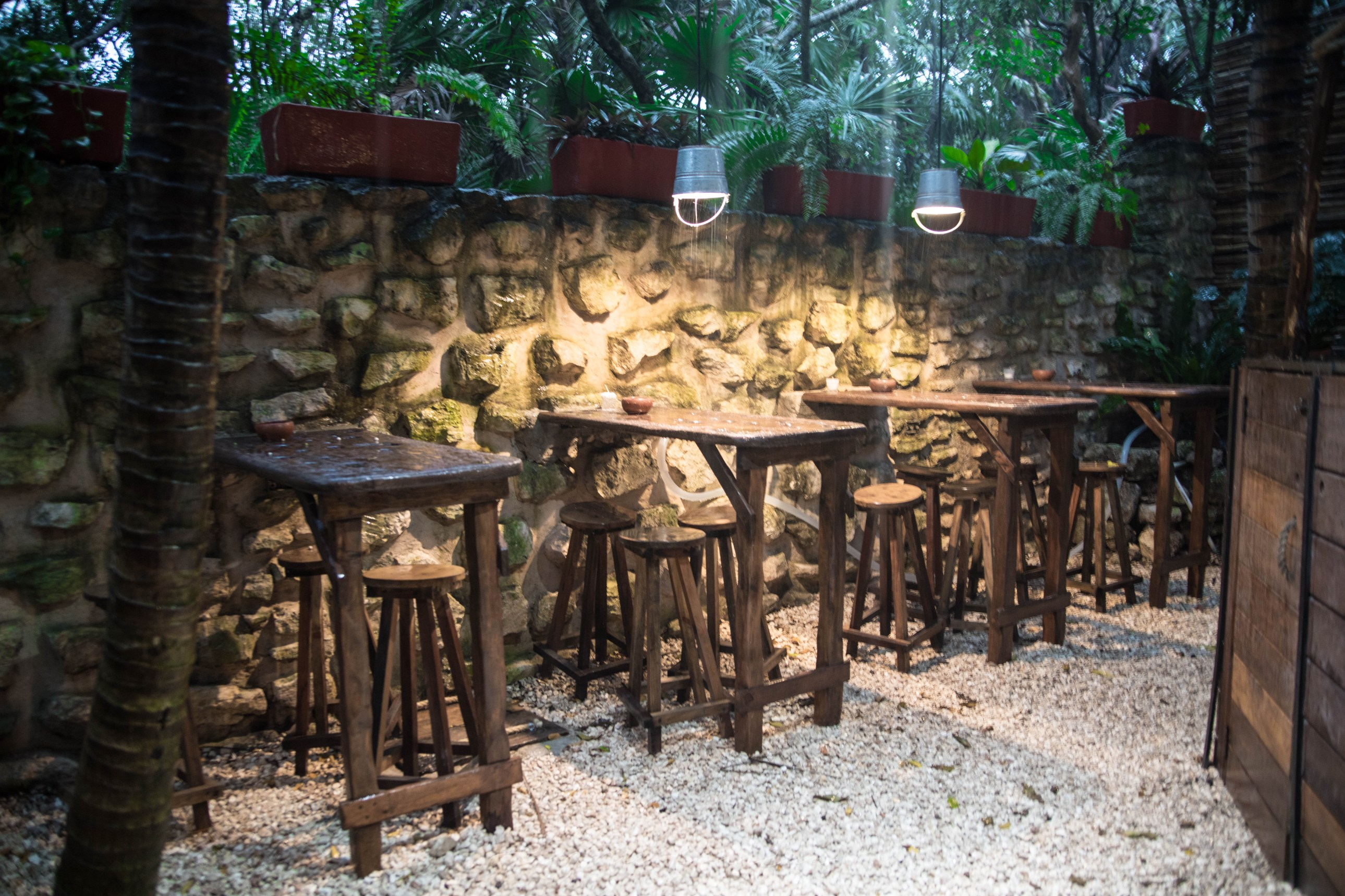 Kitchen Table Tulum Wood Fire Cooked Caribbean Food Sustainable Food in the Jungle