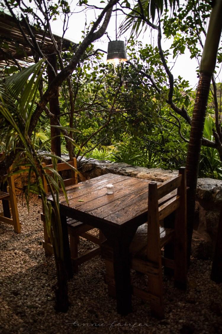 Luxury Restaurants of the World: Kitchen Table | Tulum