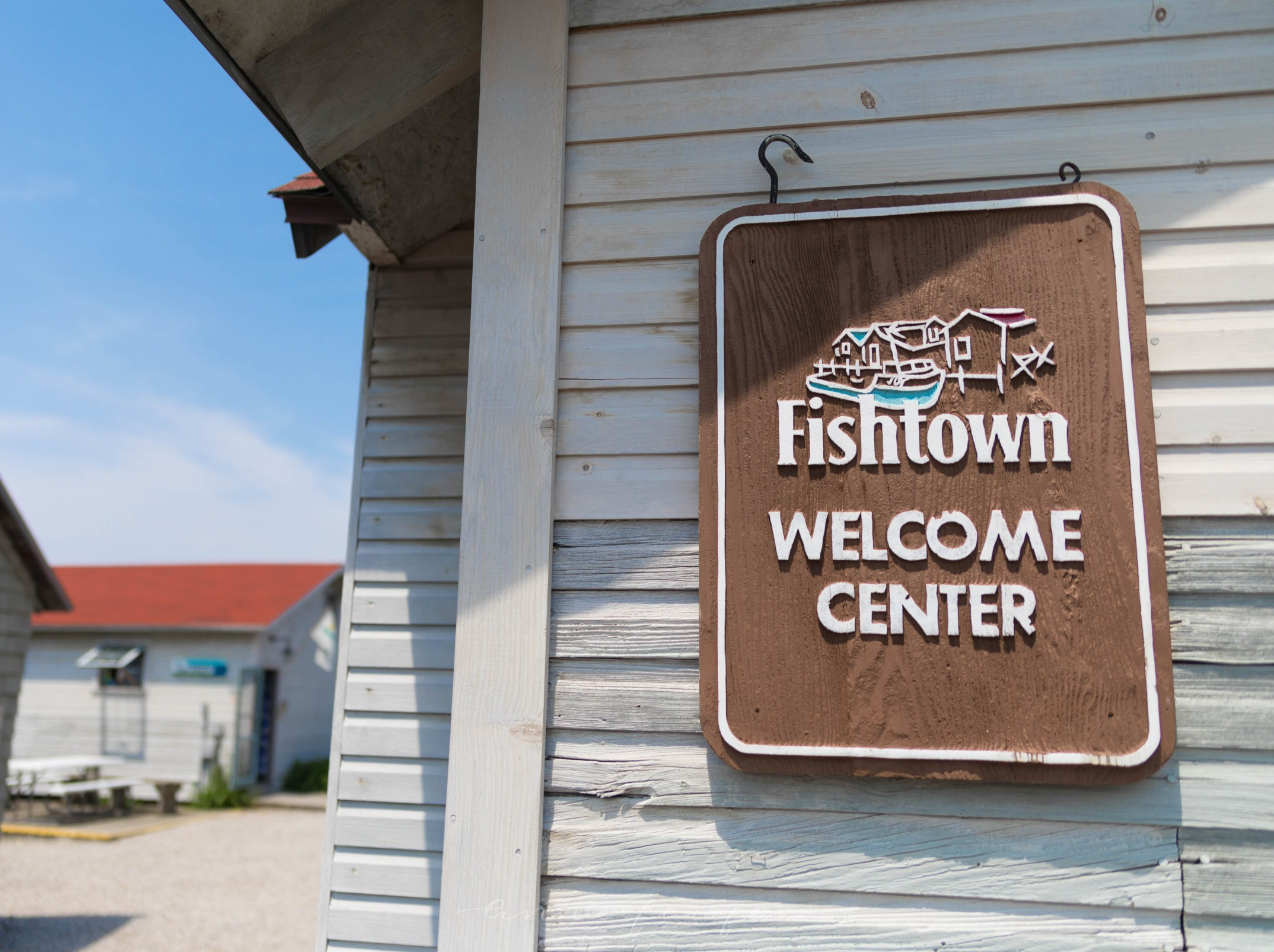 Day Trips from Traverse City, MI Leland Historic Fishtown