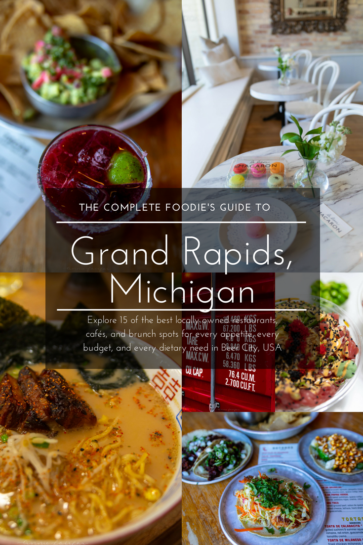 15 Best Places to Eat in Grand Rapids