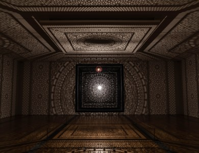 Anila Quayyum Agha: Intersections Exhibit at GRAM