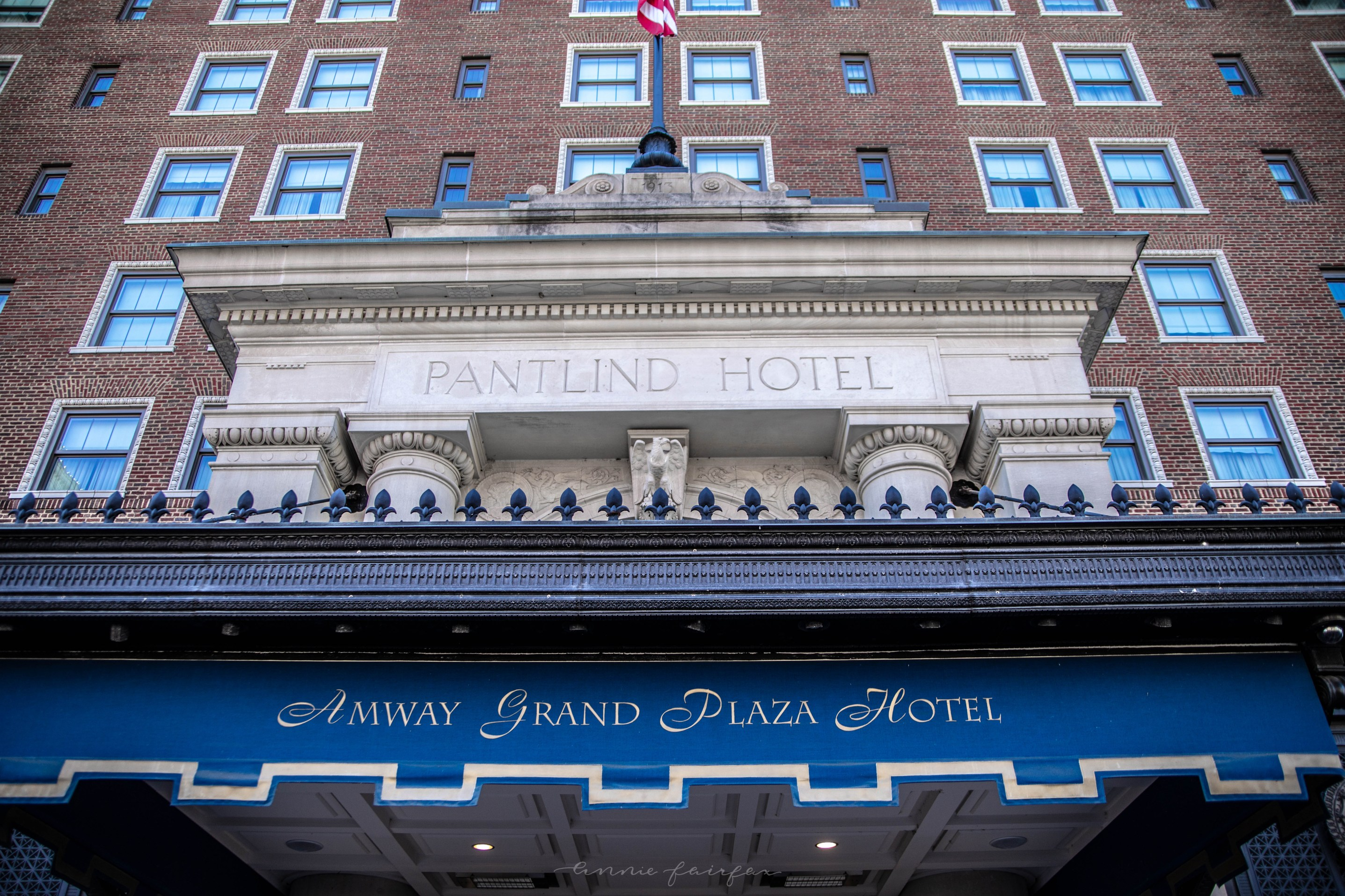The Complete Traveler's Guide to Grand Rapids, Michigan Amway Grand Plaza Hotel