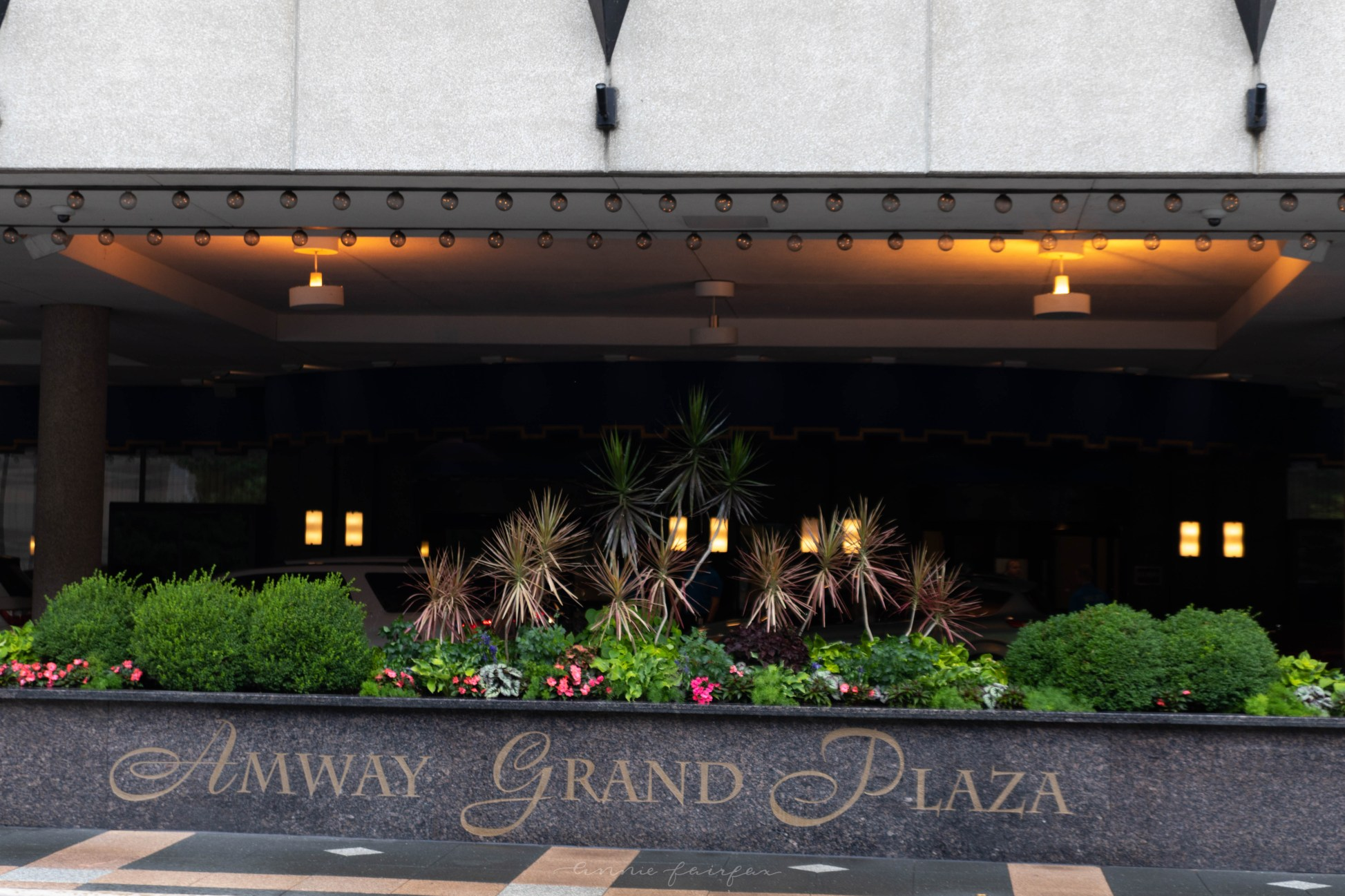 Luxury Hotels of the World: Amway Grand Plaza Hotel Review Grand Rapids, Michigan