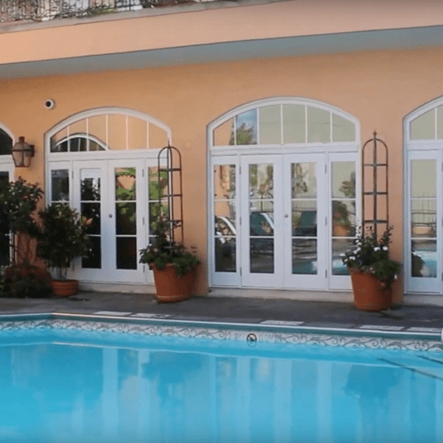 Luxury Hotels of the World: Hotel Monteleone Rooftop Pool