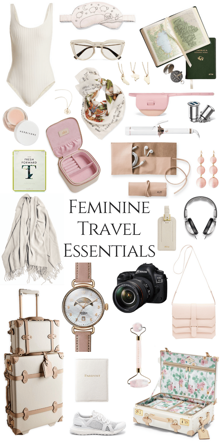 My Favorite Travel Accessories and Essentials