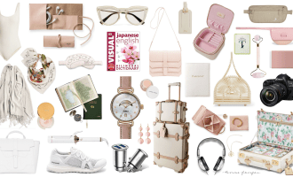 Feminine Travel Essentials