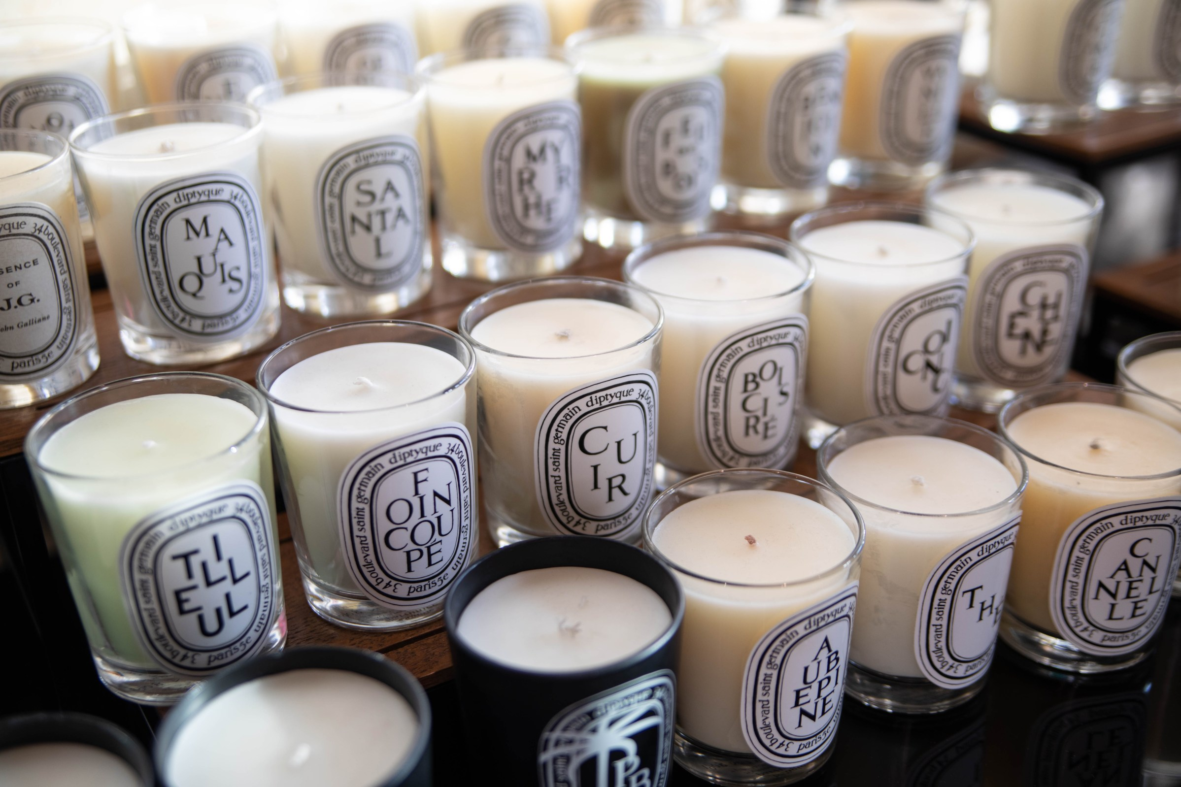 Diptyque Beverly Hills, California Candles and Perfume