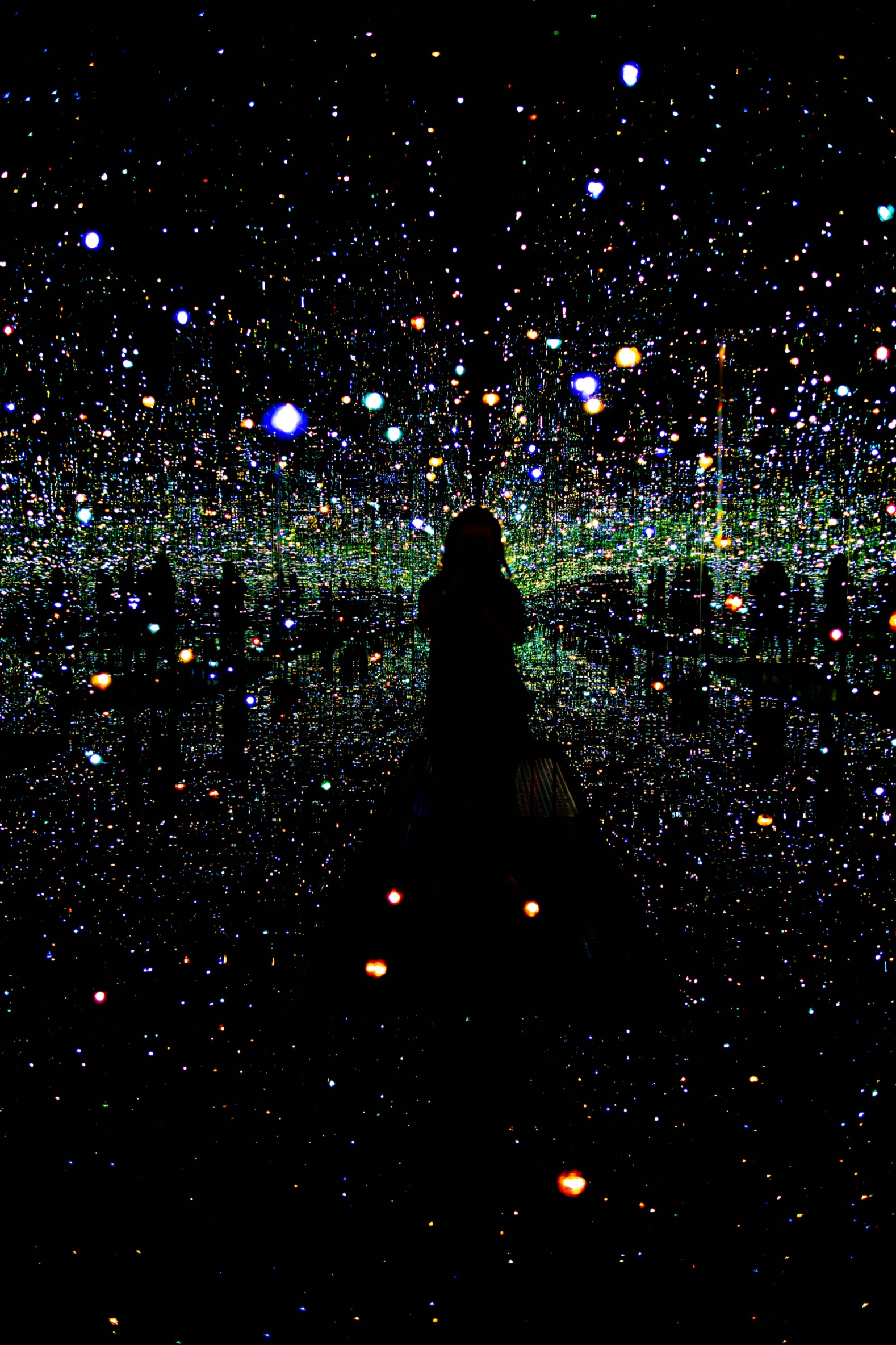 Yayoi Kusama: Infinity Mirrors The Broad Los Angeles
