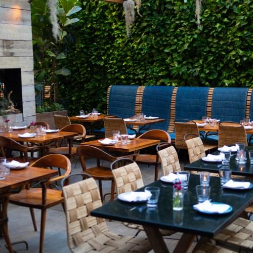 Luxury Restaurants of the World: Hinoki & The Bird Los Angeles