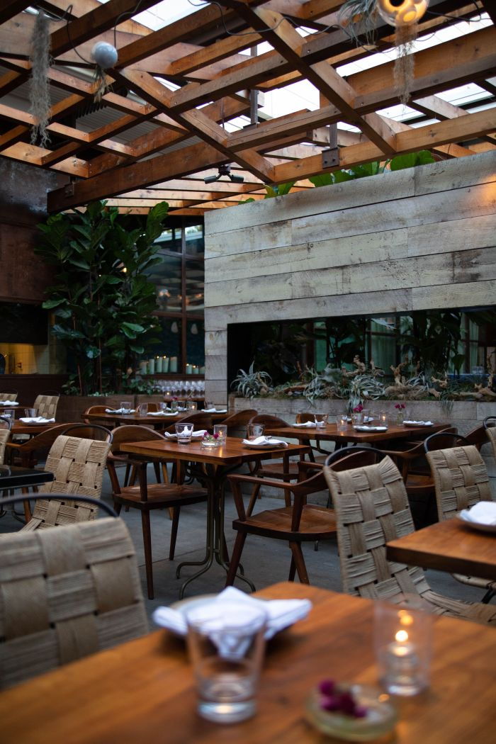 Luxury Restaurants of the World: Hinoki & The Bird | Los Angeles