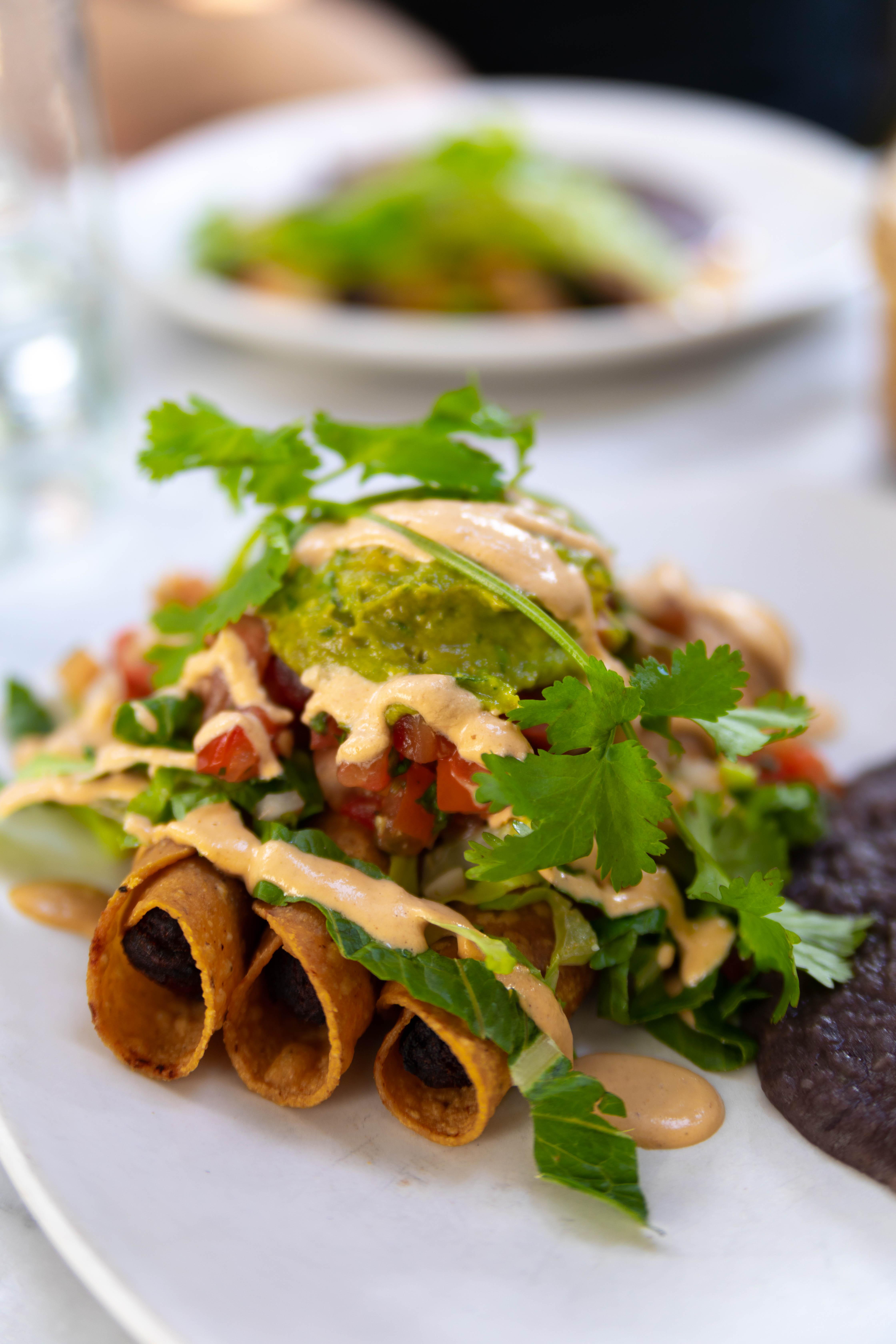 Gracias Madre Vegan, Organic Restaurant in West Hollywood, California