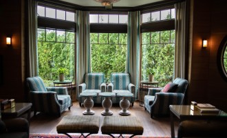 Luxury Hotels of the World: Hotel Walloon Interior Design