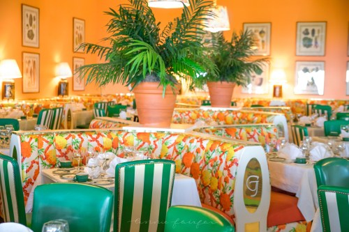 Grand Hotel Main Dining Room Mackinac Island Michigan