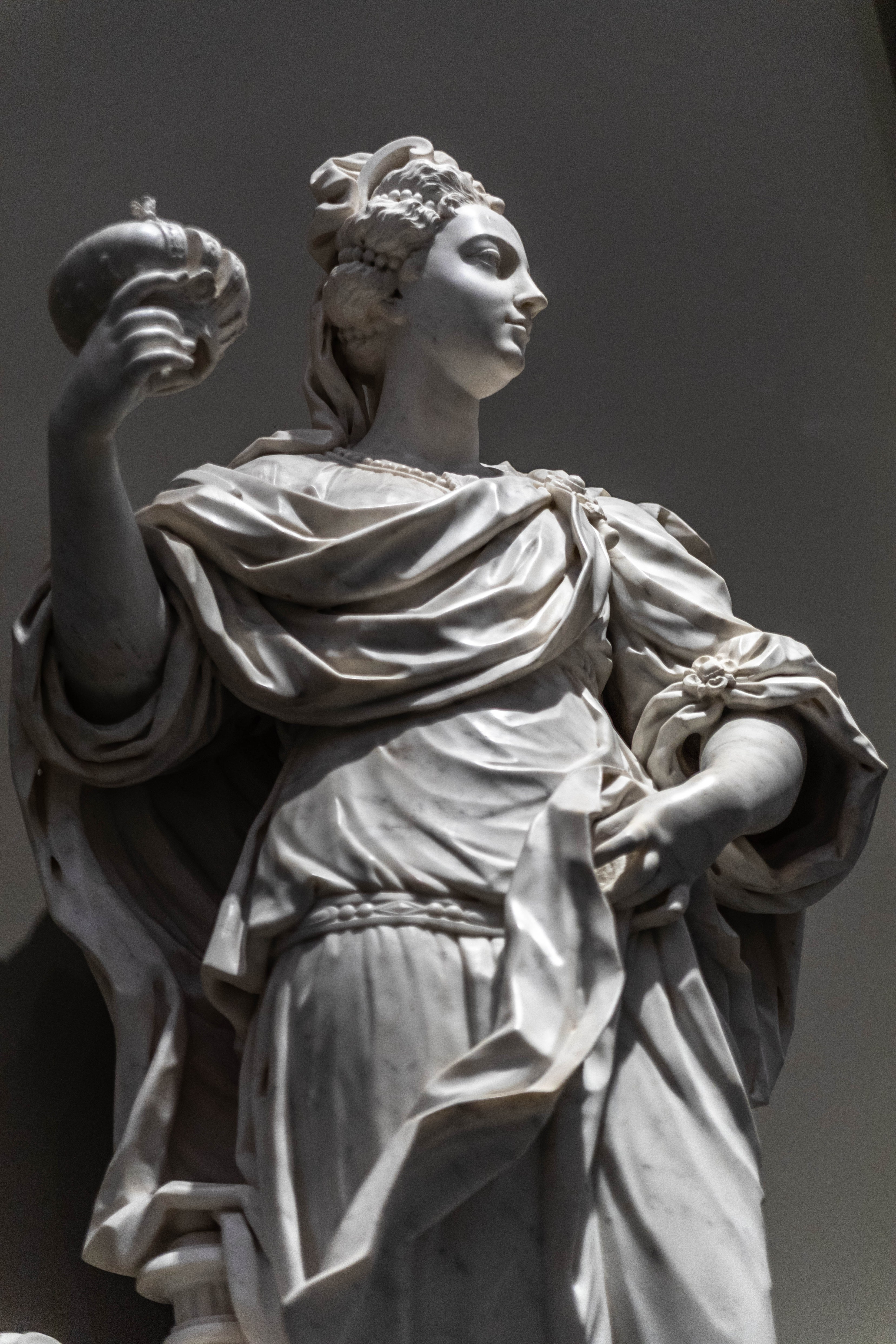 Sculpture of a Woman at LACMA Los Angeles County Museum of Art