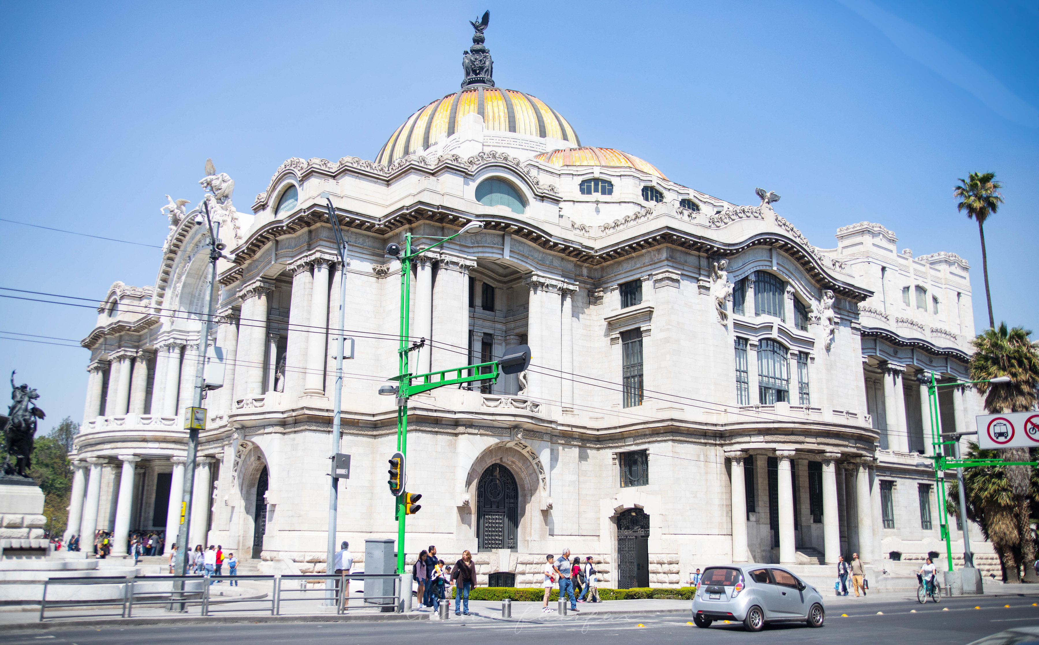 Palacio de Bellas Artes The Complete Traveler's Guide to Mexico City Mexico Where to Stay What to Eat Where to Visit What to Do Places to Avoid How to Stay Safe in Mexico City