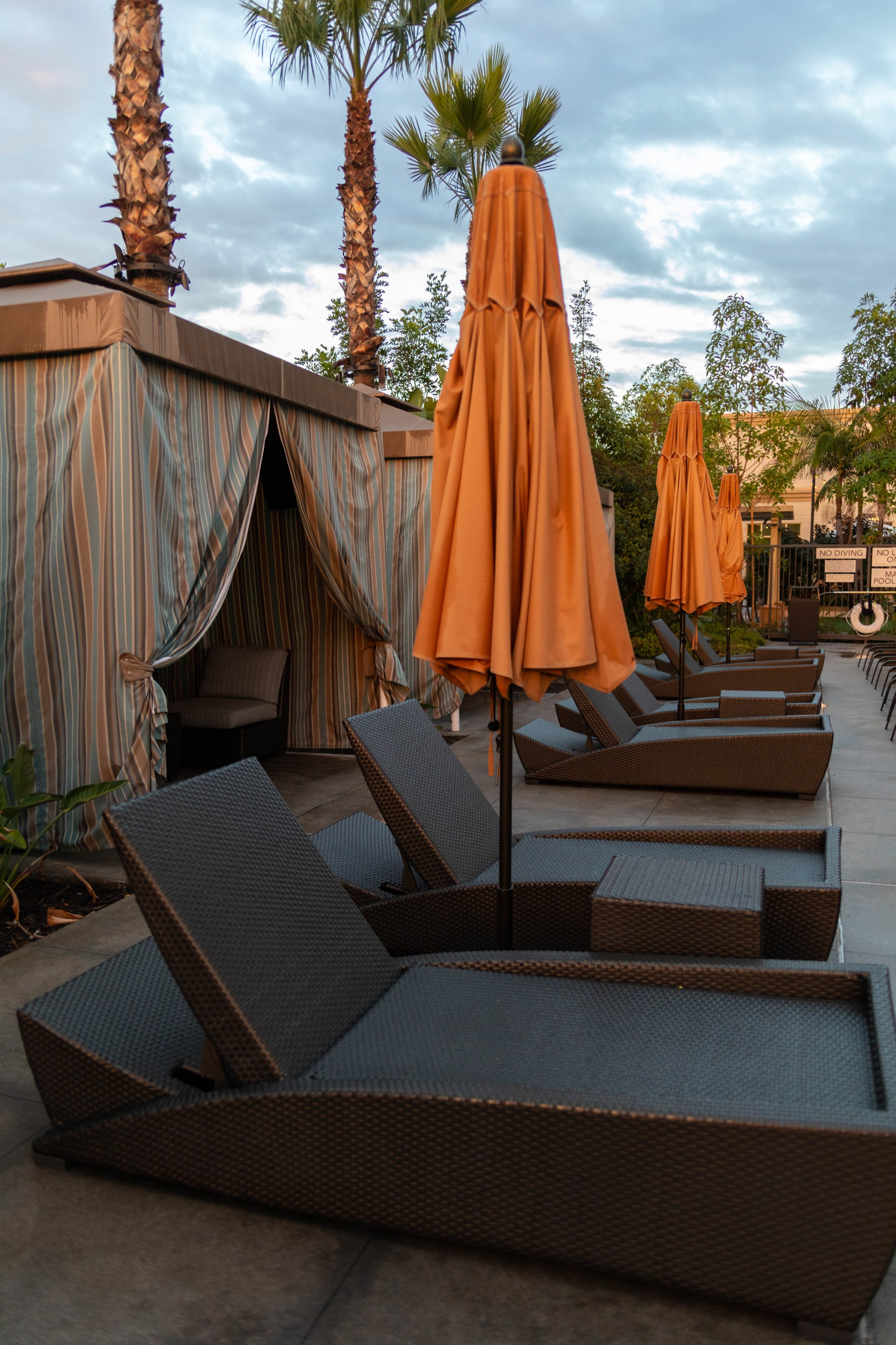 Luxury Hotels of the World: Irvine Spectrum Complete Review Rooftop Bar & Restaurant Irvine, California Pool