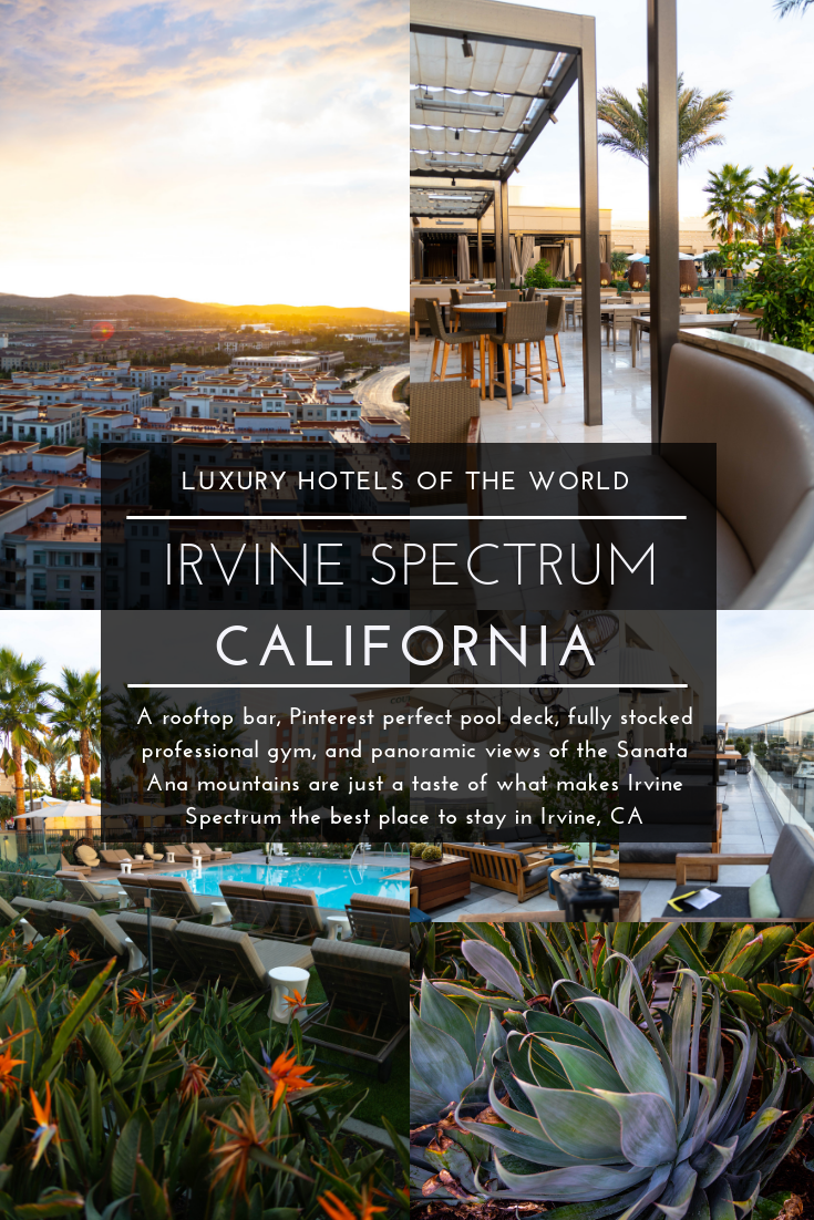 Luxury Hotels of the World: Irvine Spectrum in Irvine, California