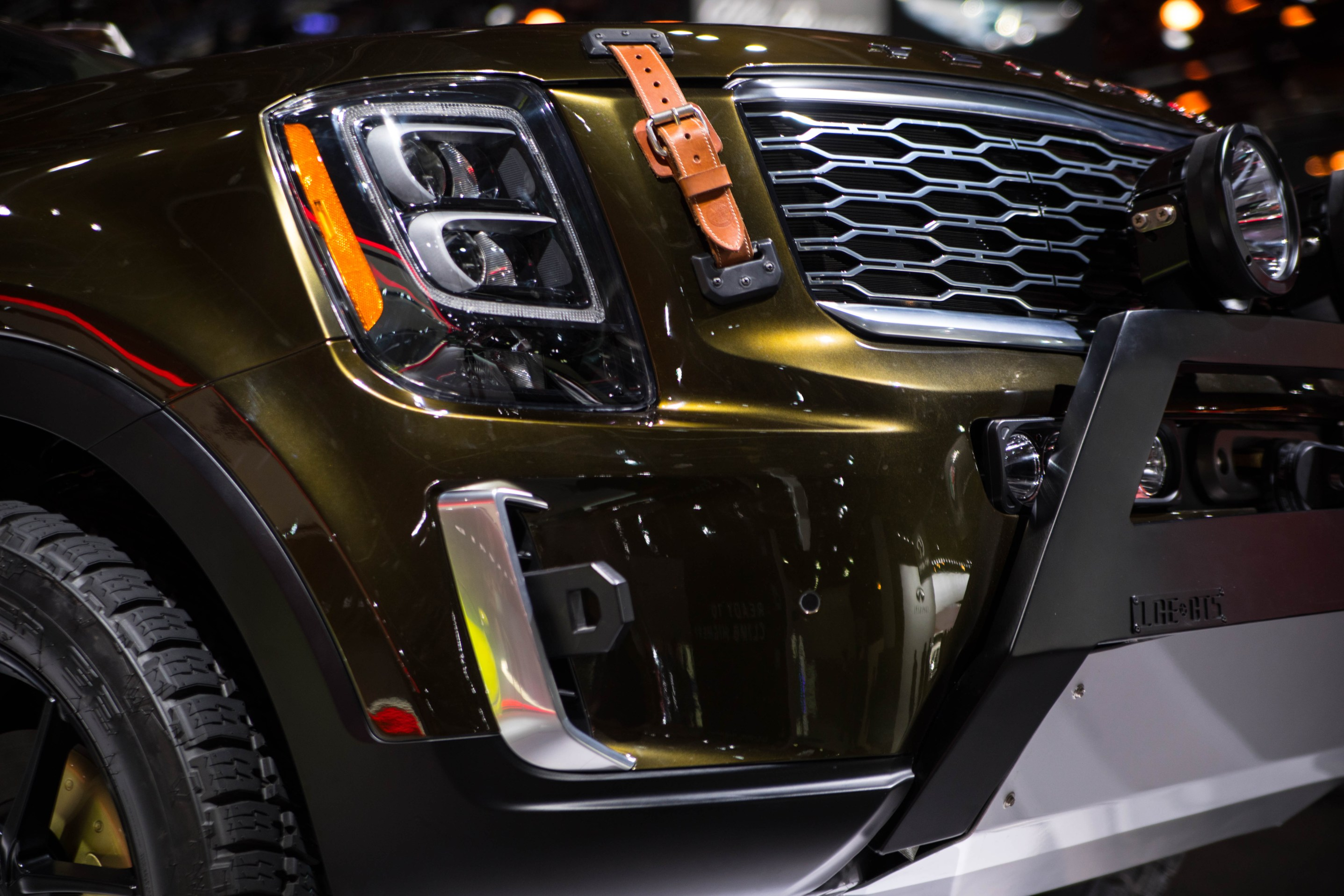 Kia Telluride Luxury Sport ATV Concept Car by Annie Fairfax