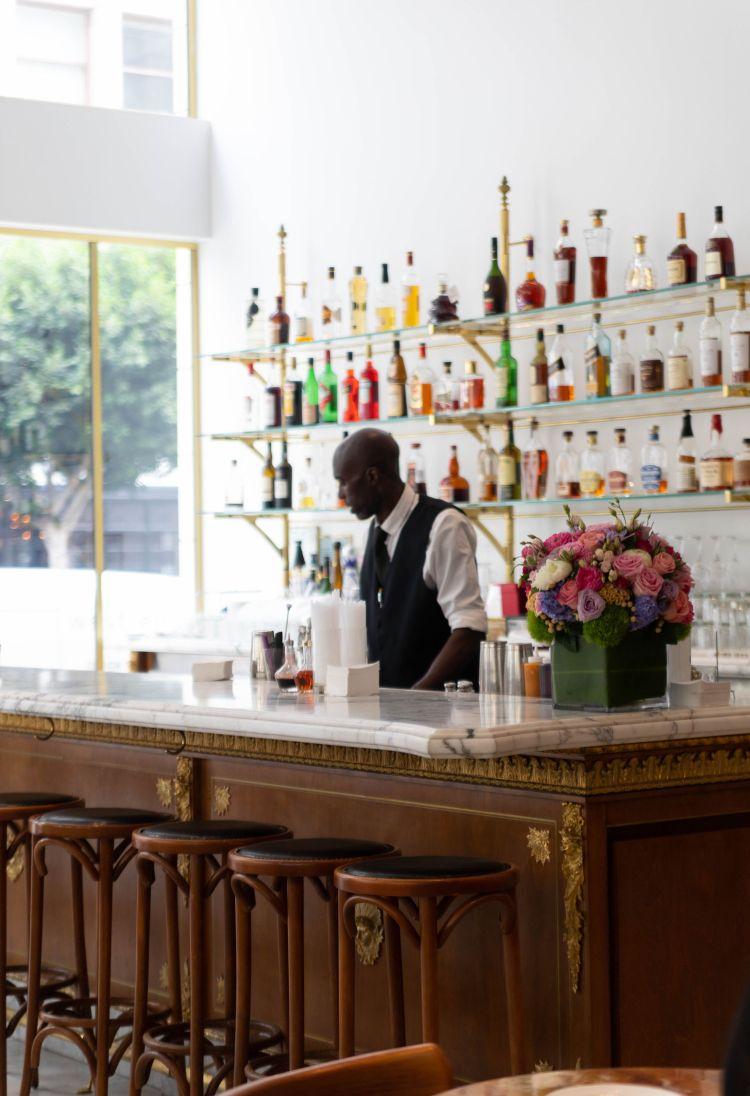 Luxury Restaurants of the World: Bottega Louie Gourmet Patisserie