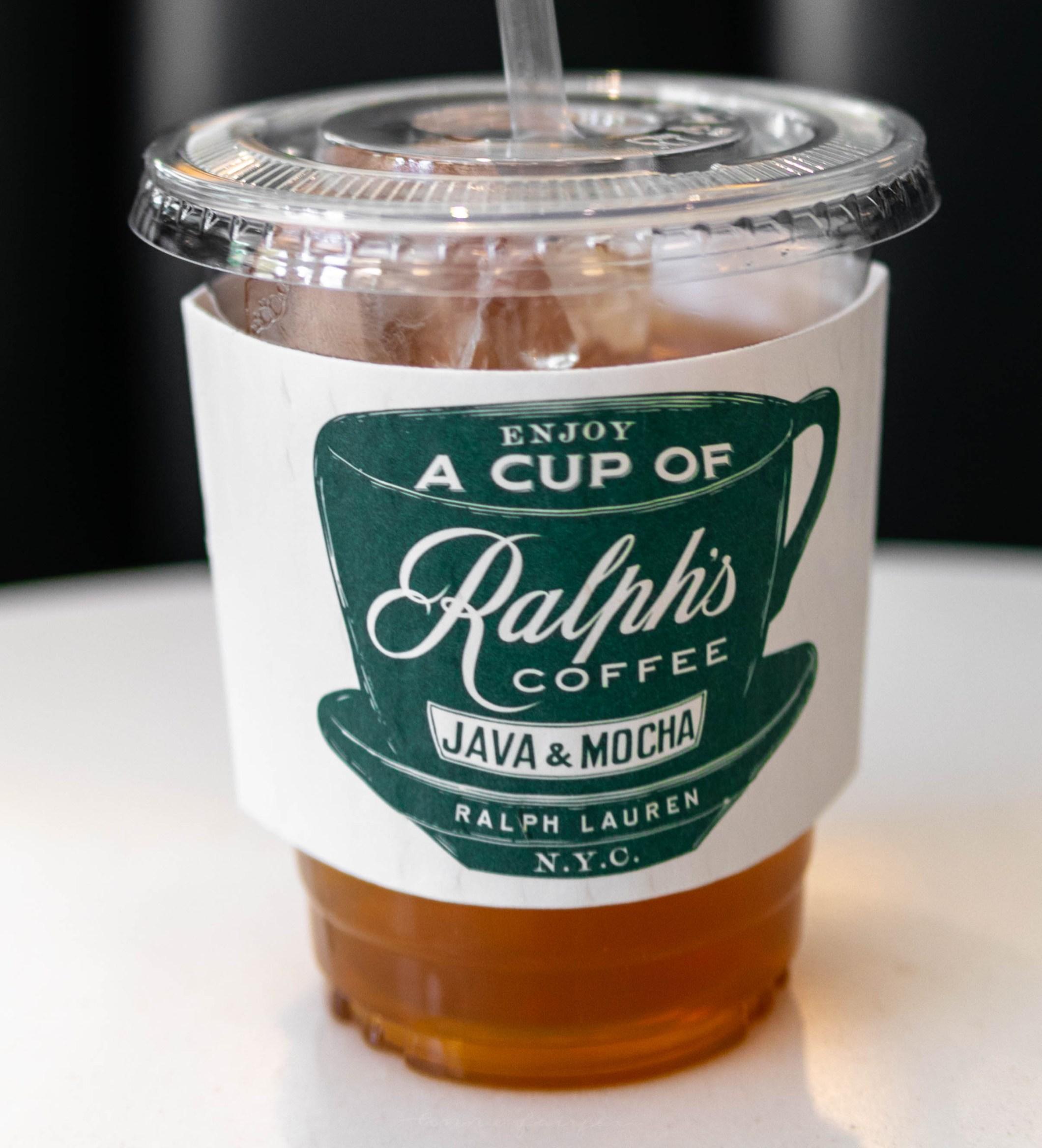 Ralph's Café by Ralph Lauren in Tokyo, Japan | Annie Fairfax