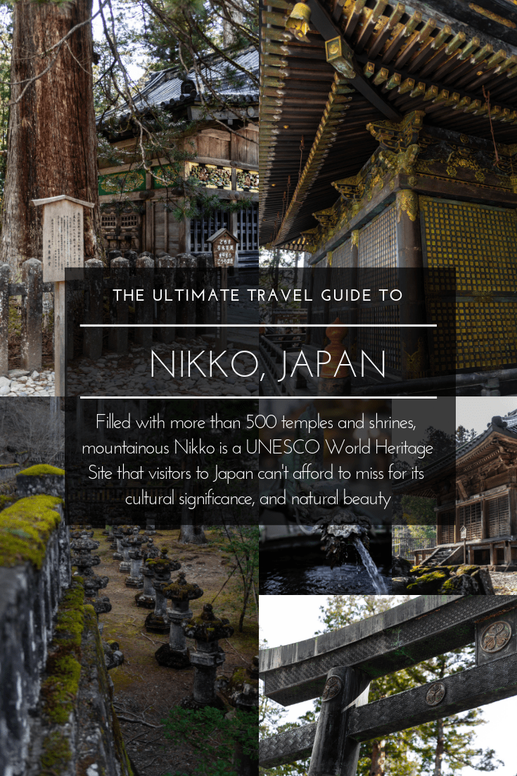 Nikko, Japan, the Ultimate Travel Guide Written, Researched, and Photographed by Travel Writer & Photographer Annie Fairfax