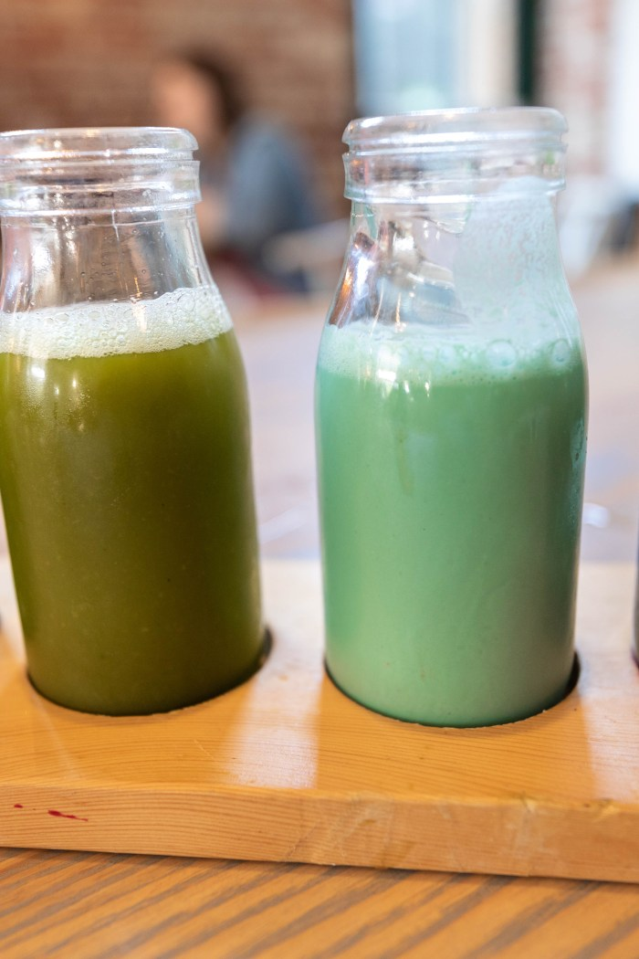 The Only Green Juice Recipe You'll Ever Need