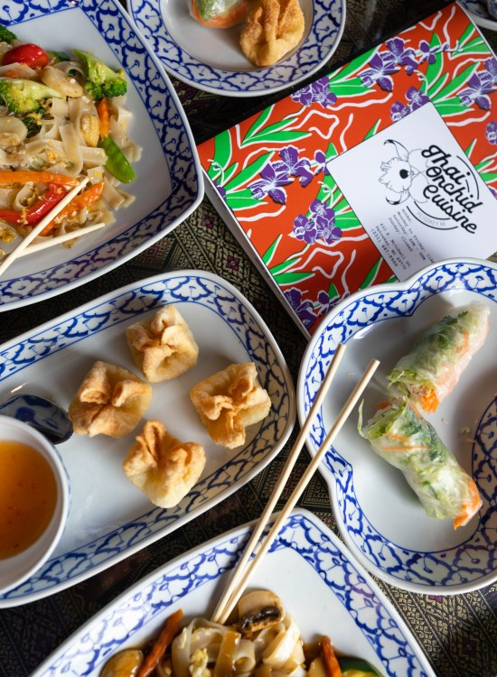 Thai Orchid Asian Fusion Food Fine Dining Petoskey Michigan Official Travel Guide Home of Million Dollar Sunsets Researched, Photographed and Written by Annie Fairfax